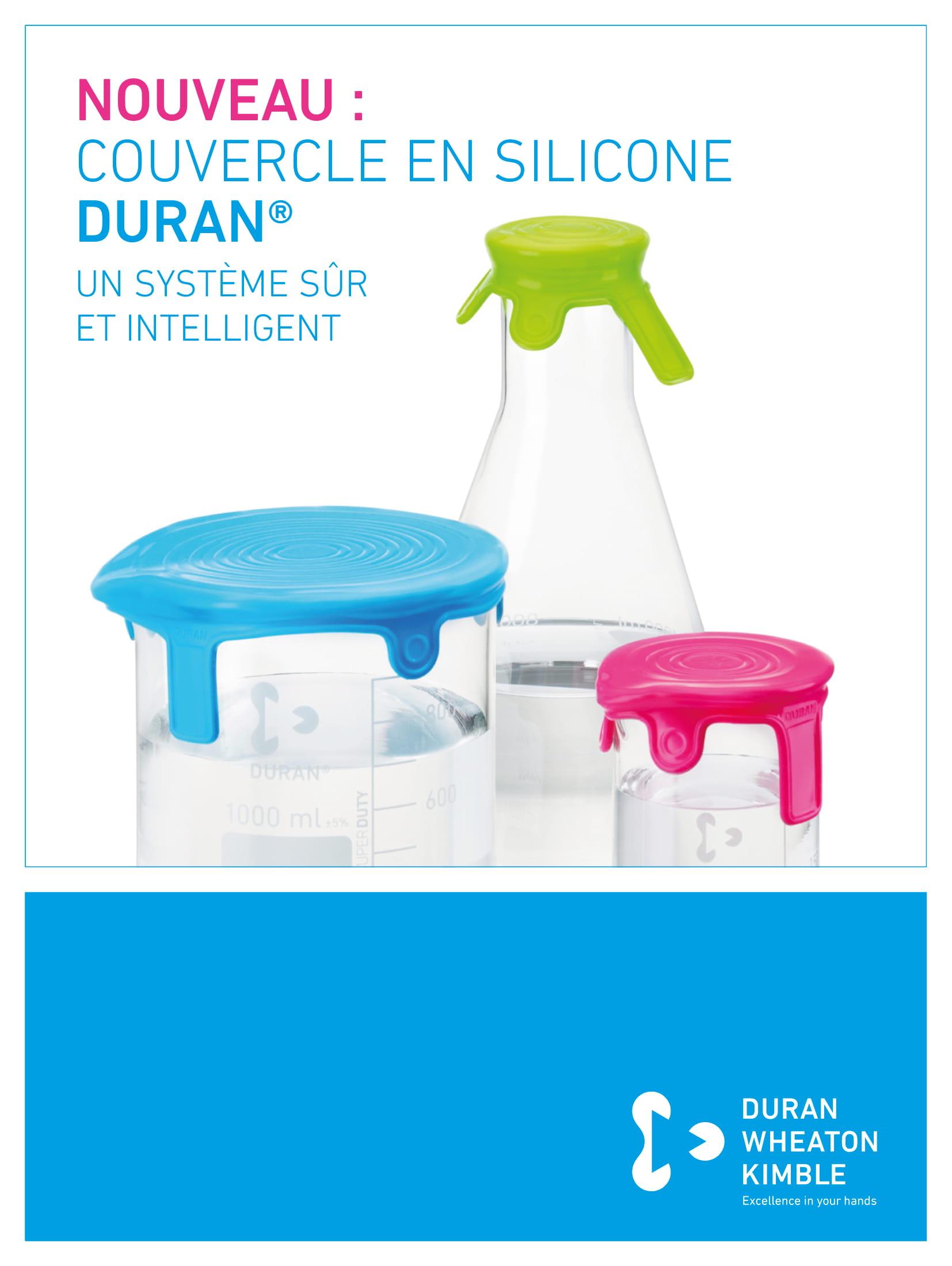 DURAN® Silicone Lids