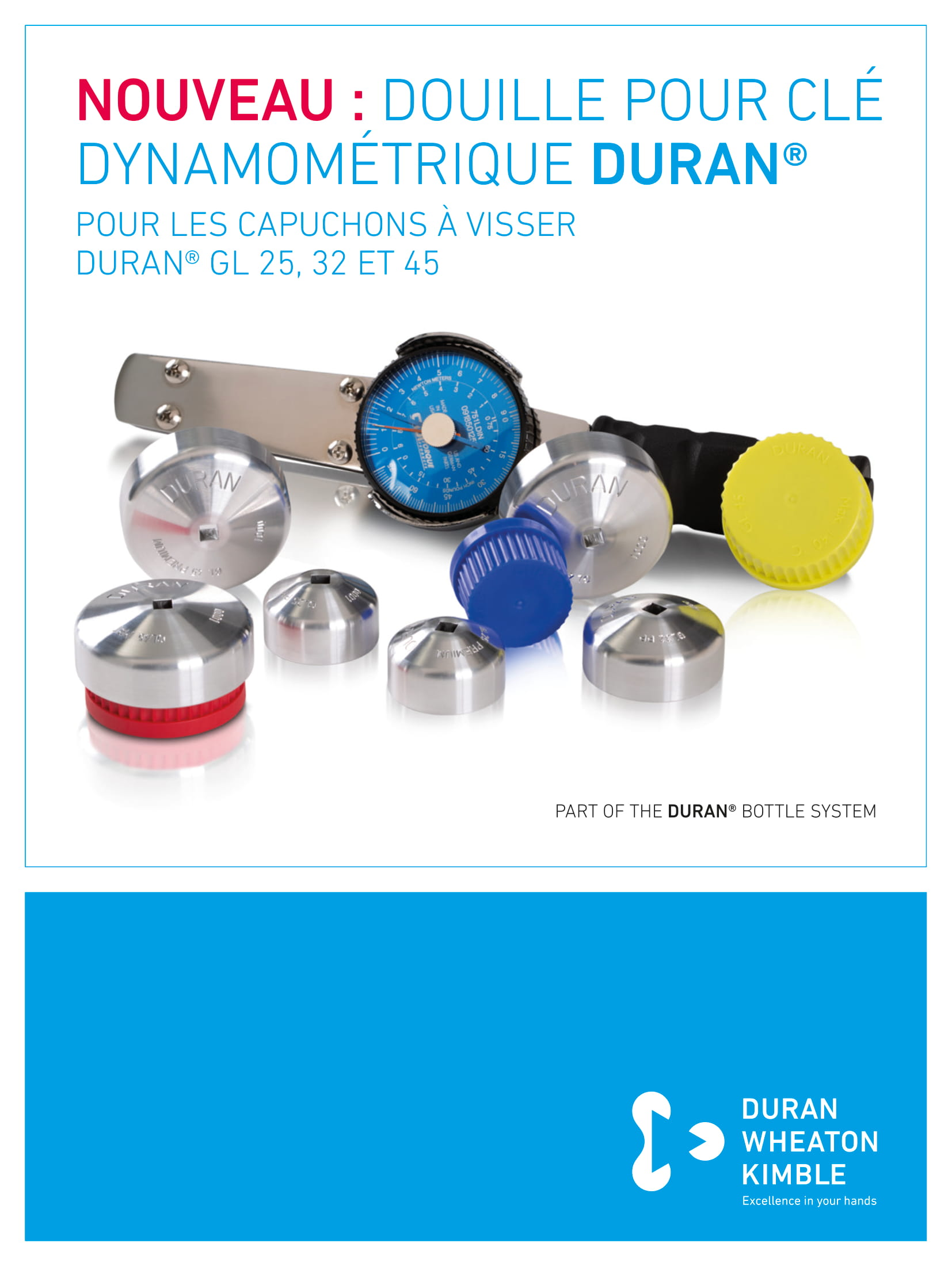 DURAN® Torque Wrench Sockets