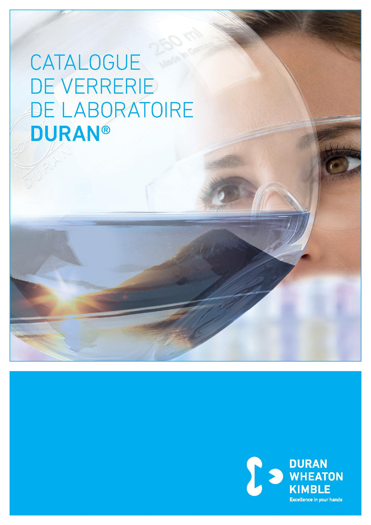 DURAN® Laboratory Glassware Catalogue