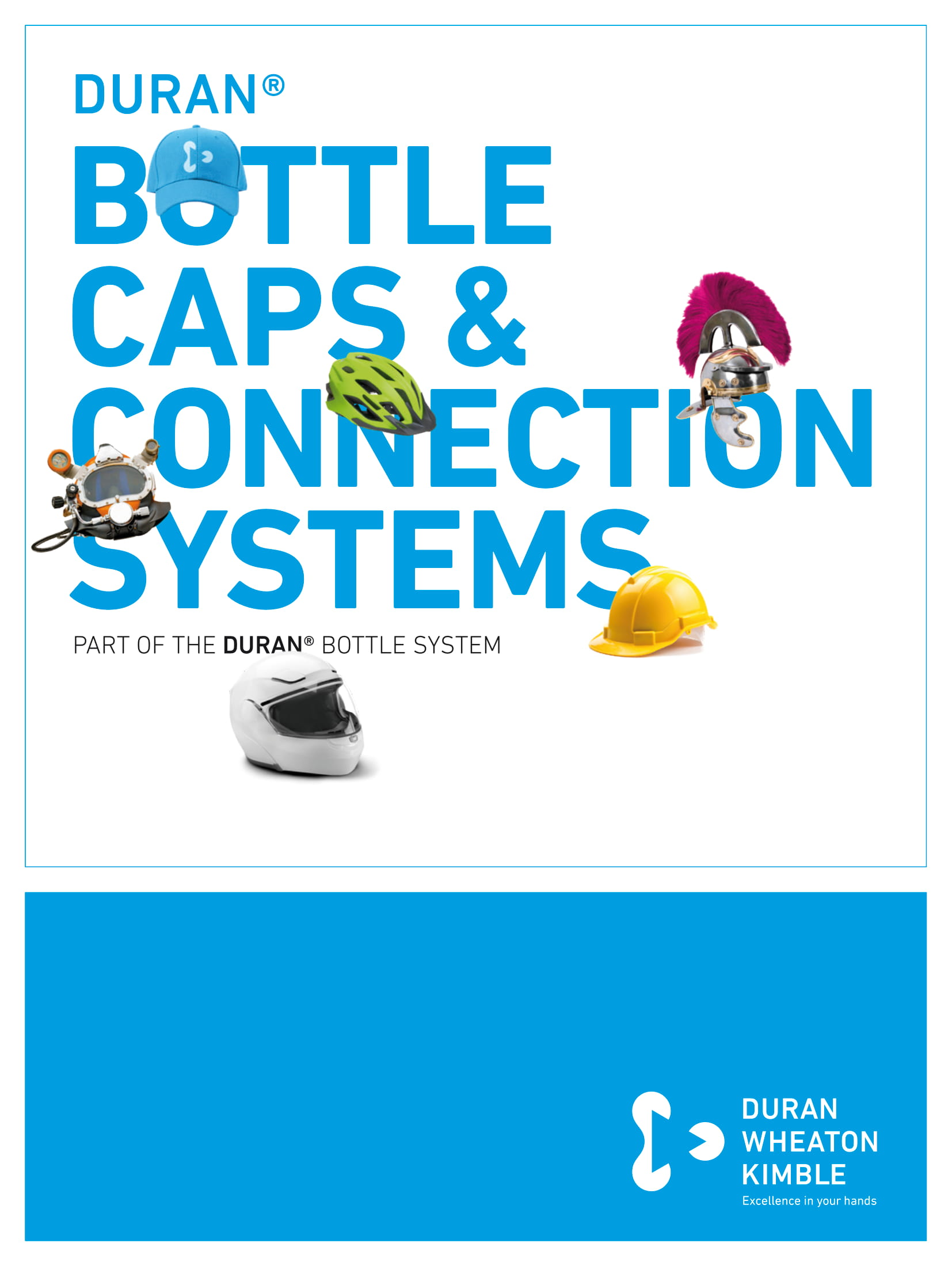 DURAN® Bottle Caps and Connection Systems