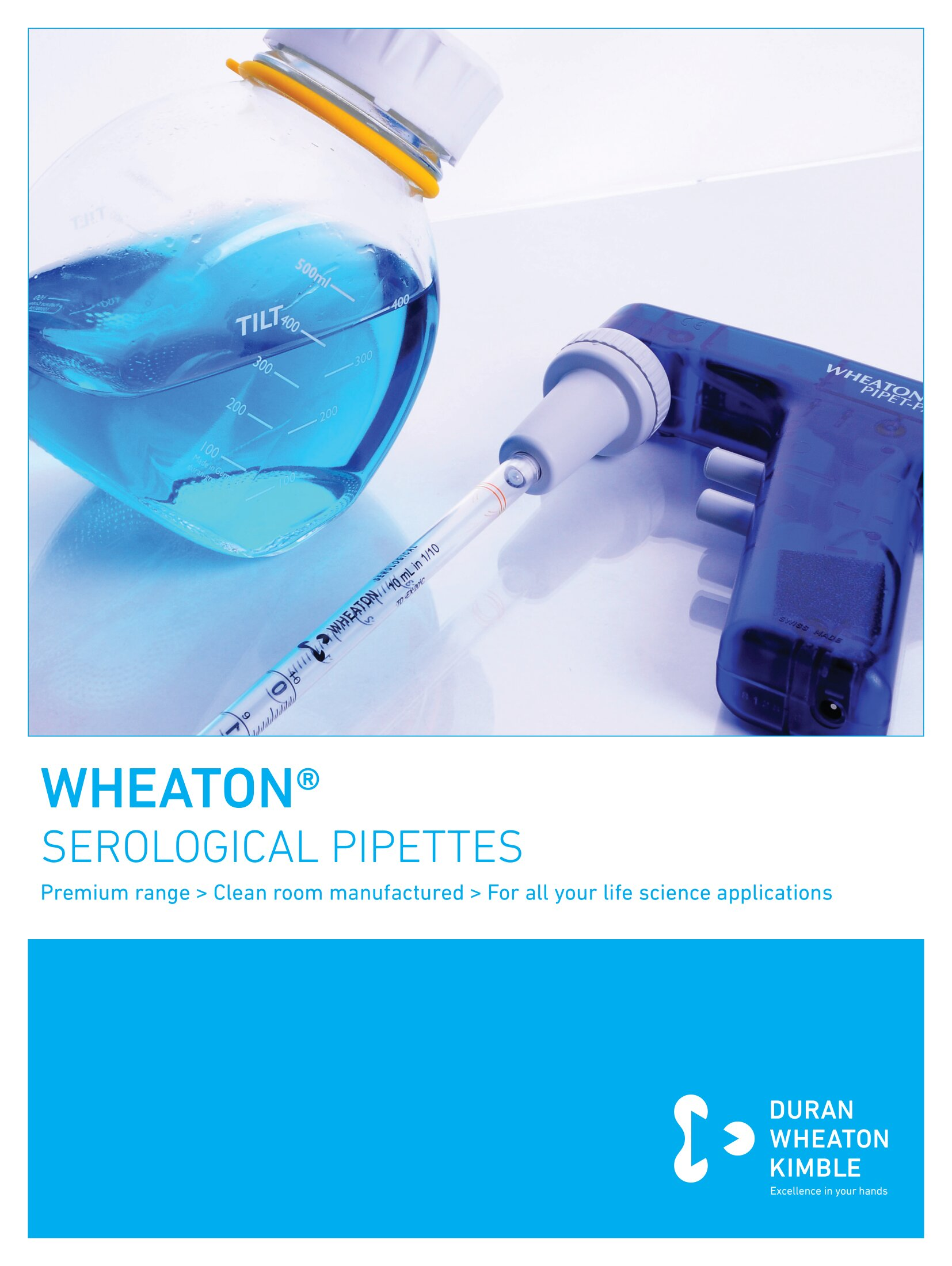 WHEATON® Serological Pipettes