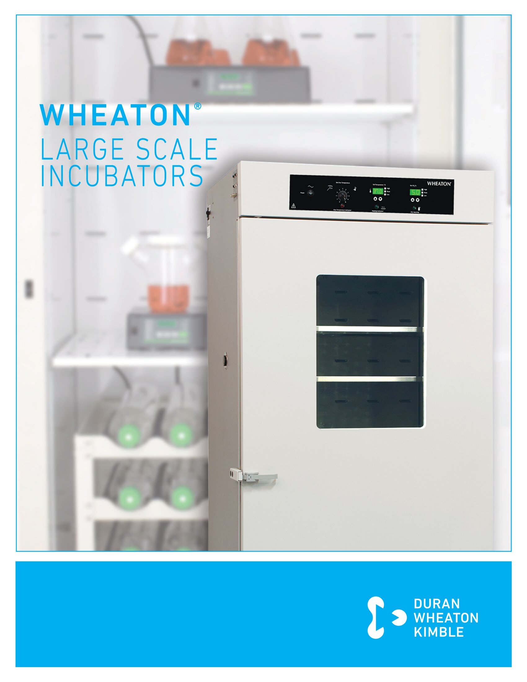 WHEATON® Large Scale Incubators