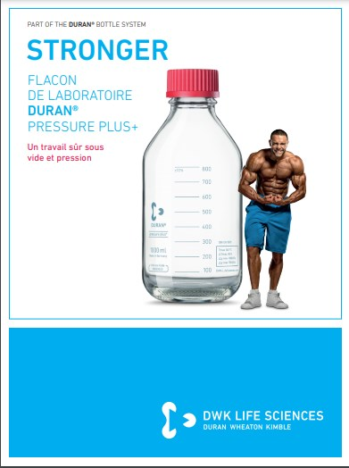 DURAN® Laboratory Bottle Pressure Plus+ GL 45