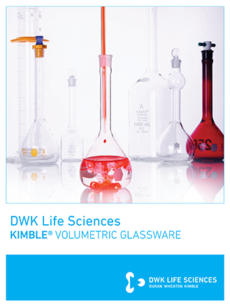 KIMBLE Volumetrics brochure