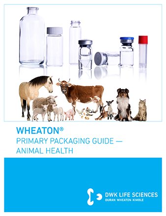 WHEATON® Primary Packaging — Animal Health