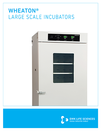WHEATON® Large Incubators