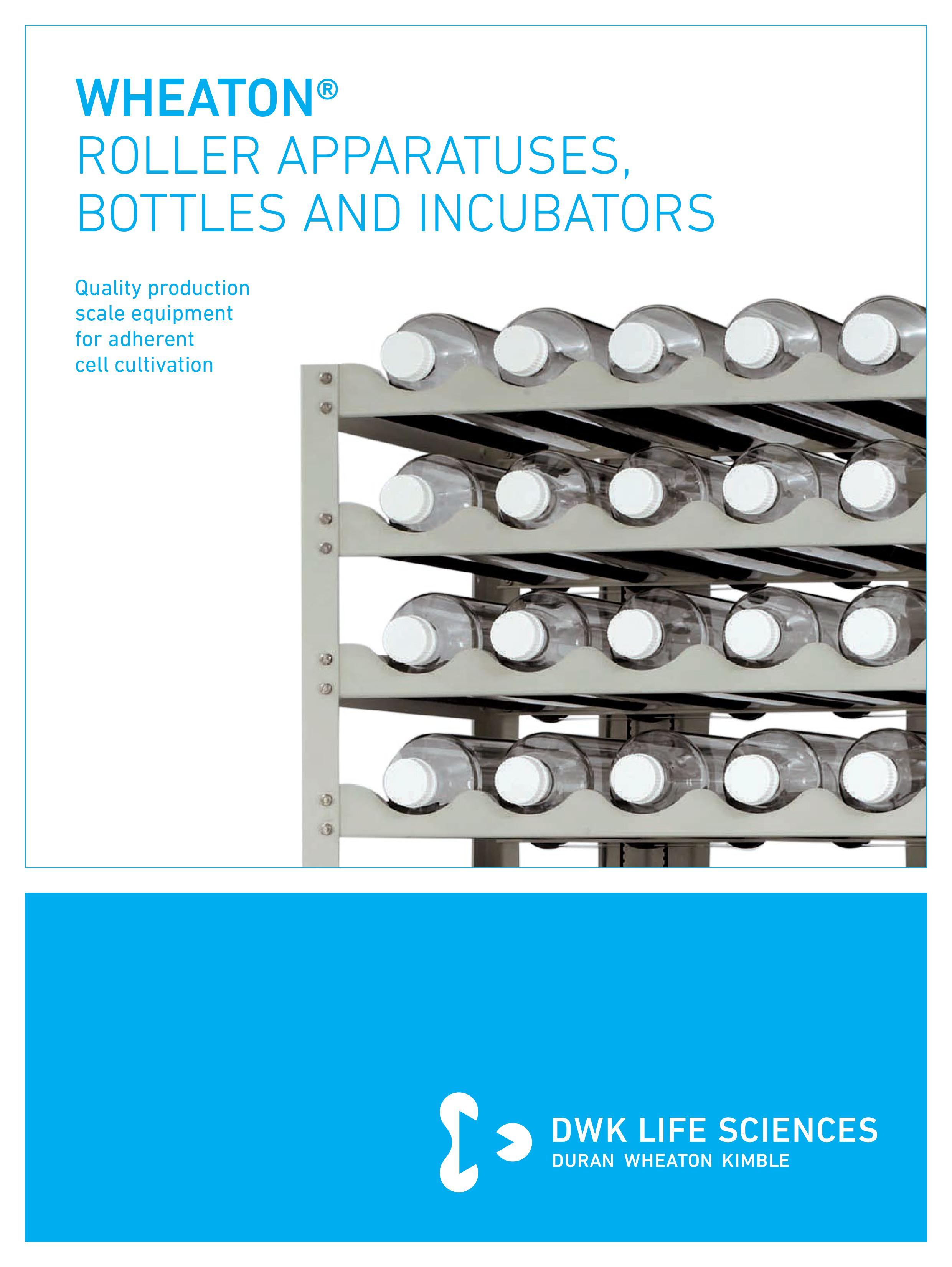 WHEATON® Rollers & Incubators
